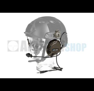 Z-Tactical SRD Headset For Fast Helmet (Military Standard Plug) (Foliage Green)