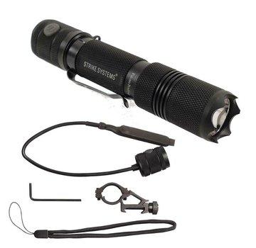 Strike Systems Marauder Flashlight (Black)