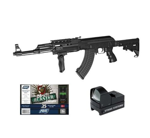 ASG Arsenal M7 AK47 Tactical Christmas Pack