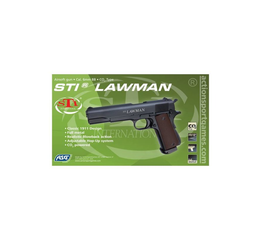 STI Lawman Christmas Pack