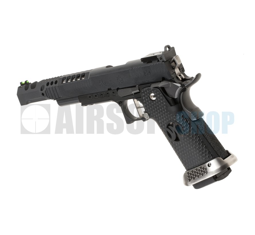 HX2402 IPSC Split Slide .38 Supercomp (Black)