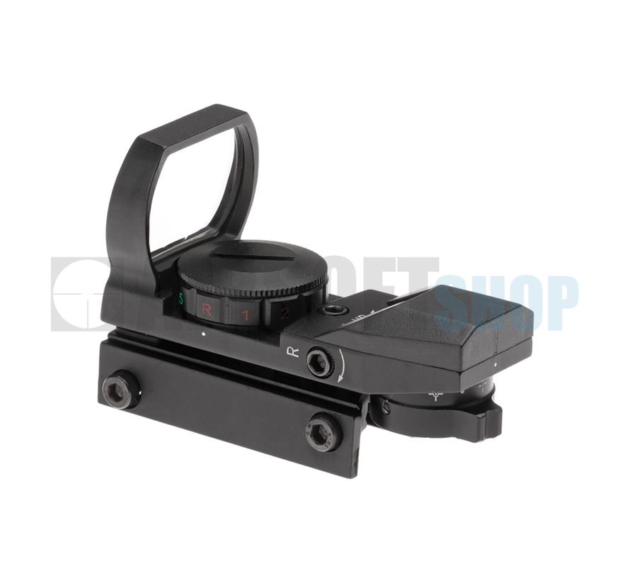 Multi Reticle Red Dot (Black)