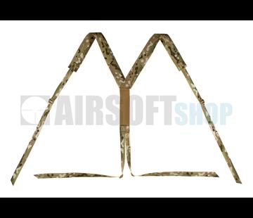 Warrior Slimline Harness (Multicam)