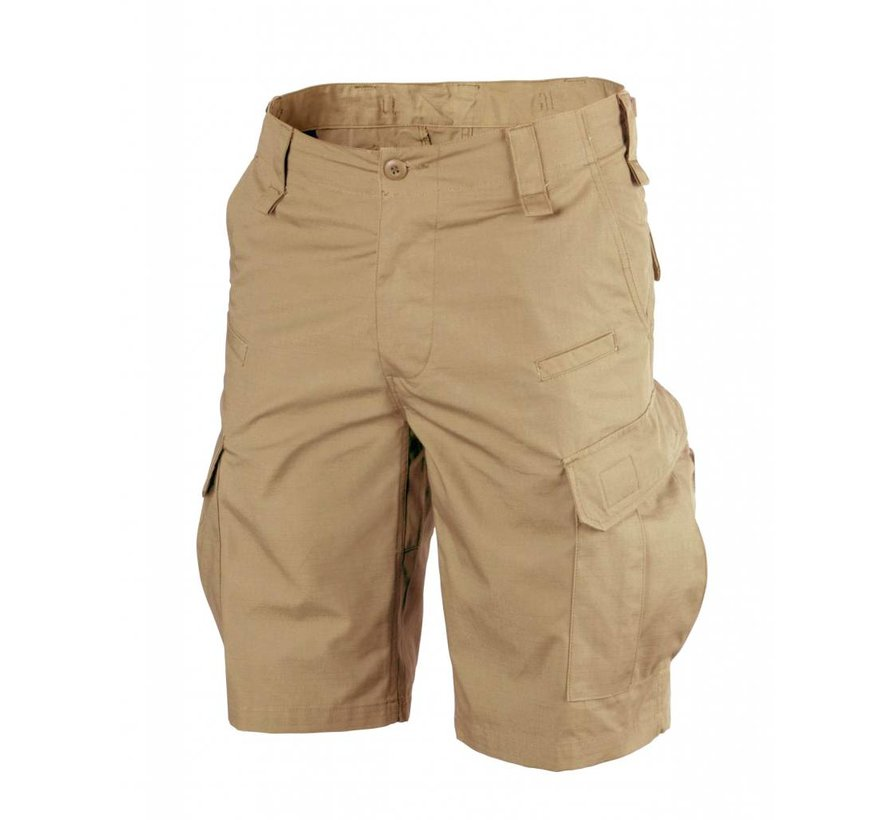 CPU Shorts (Coyote Brown)