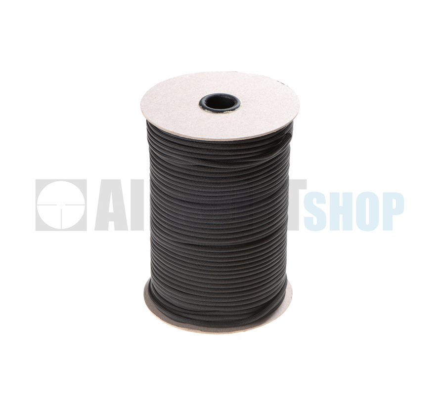 Paracord Type III 550lb 100m (Black)