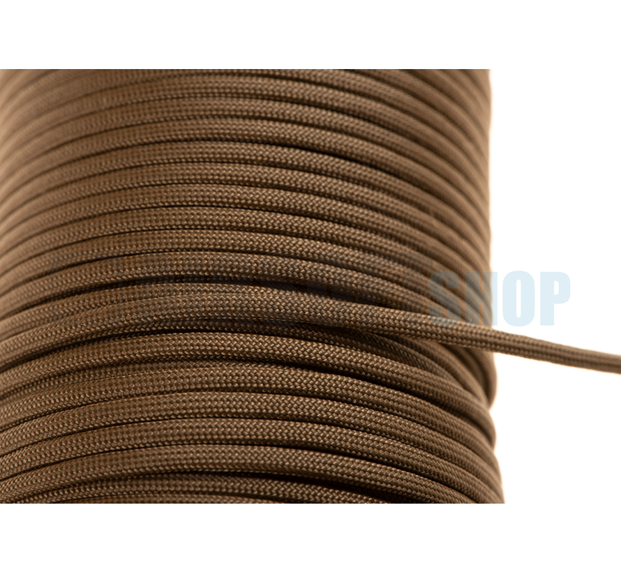 Paracord Type III 550lb 100m (Coyote)