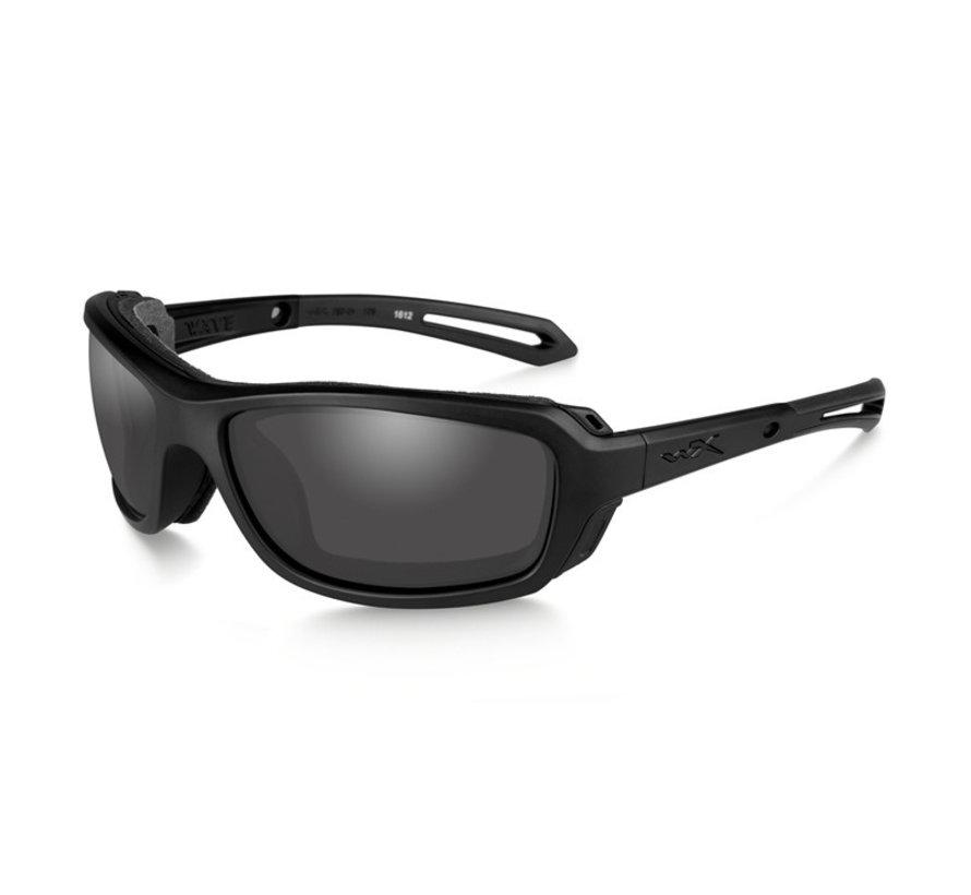Wave Smoke Grey (Black Frame)