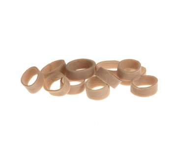 Claw Gear Micro Rubber Bands 12pcs