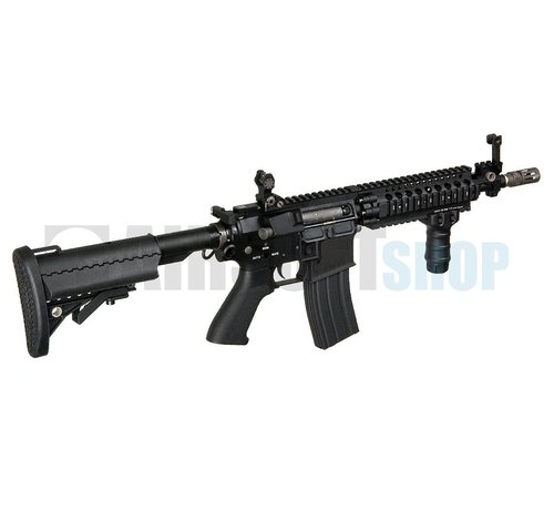 Airsoftshop Custom G&P Sentry With Wolverine Inferno / Quake Recoil Stock