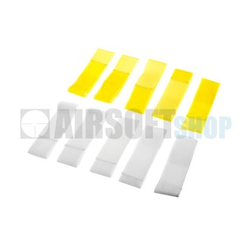 Invader Gear Team Strap Set (Yellow + White)