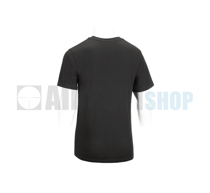 Fine Cotton Topo T-Shirt (Black)