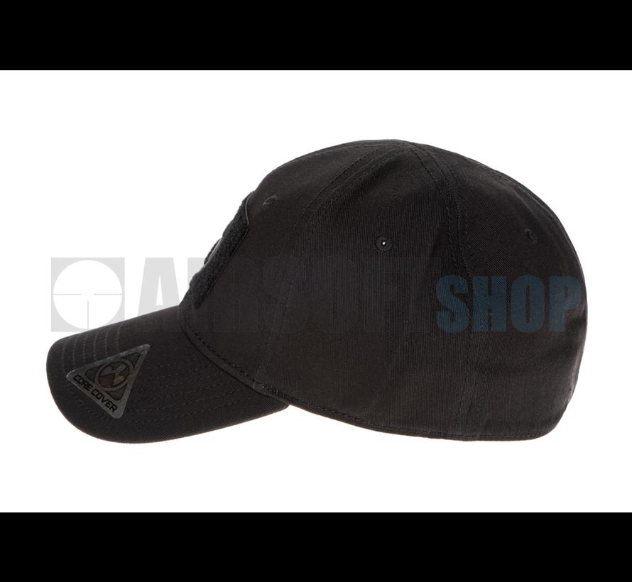 Velcro Patch Core Cover Cap (Black)