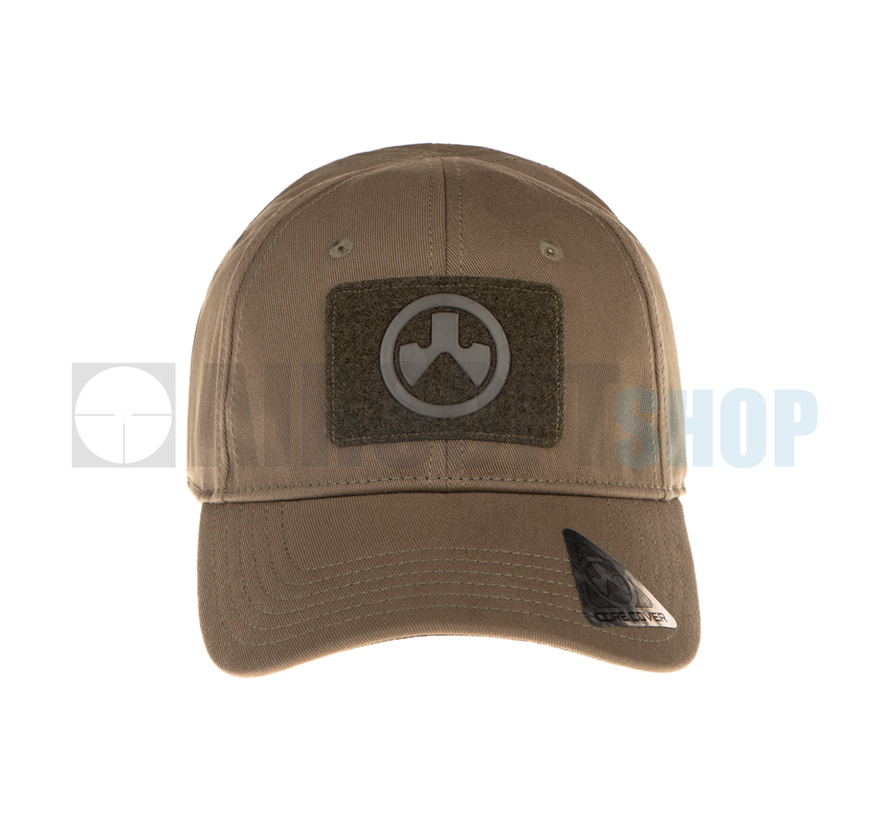 Velcro Patch Core Cover Cap (Olive Drab)