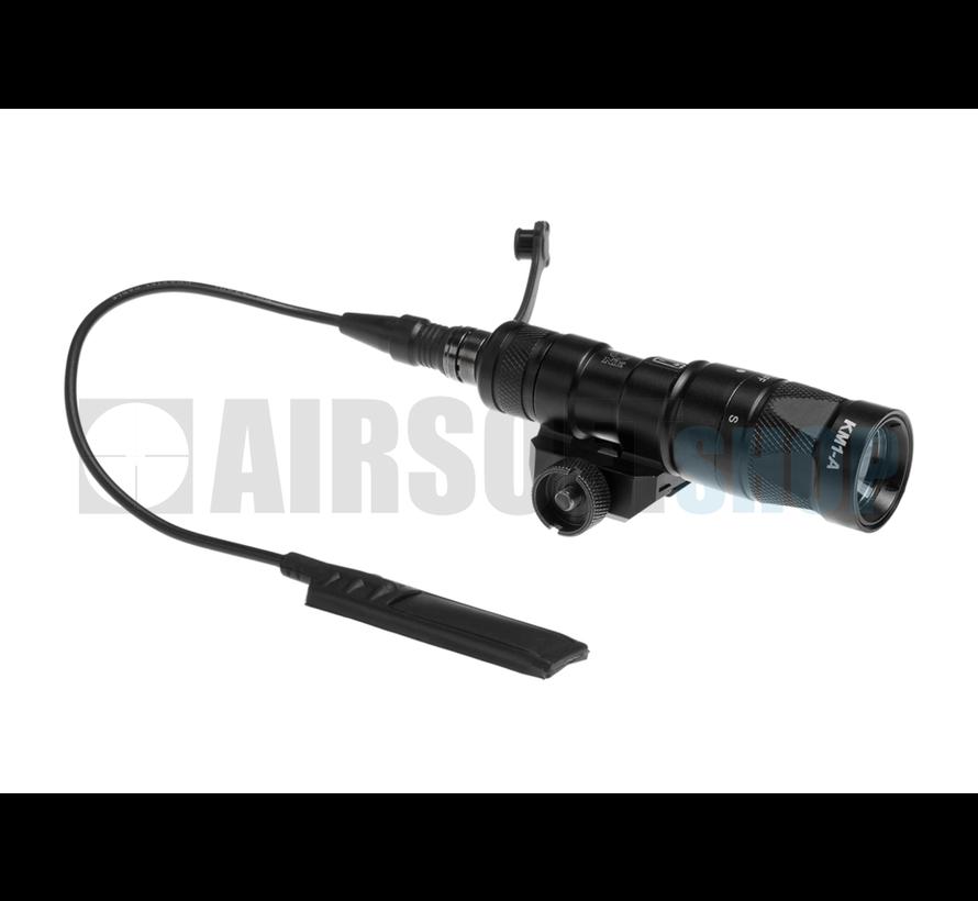 M300W KM1-A Scout Weapon light (Black)