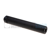 Metal 195x32mm D Type Silencer (CCW)