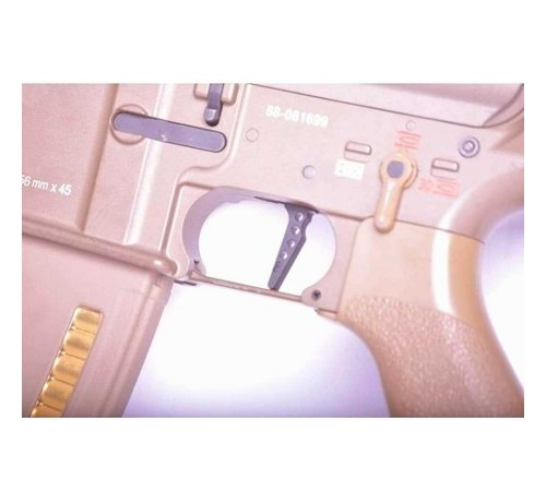 DCA TM Next Gen M4 / 416 / SCAR Trigger Mod.2 (Silver)