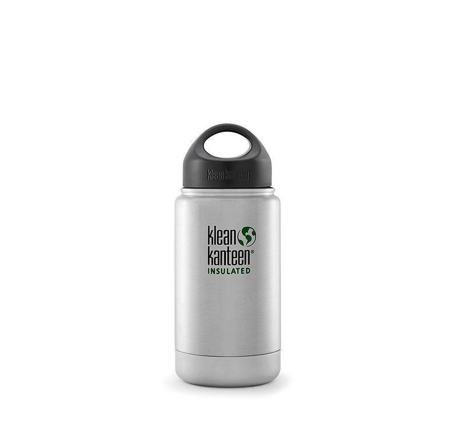 Vacuum Insulated 355ml Isolatiefles (Brushed Stainless)
