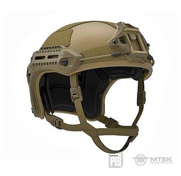 PTS MTEK Flux Helmet (Coyote)