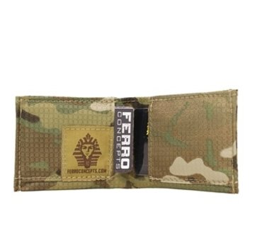 Ferro Concepts Lightweight Wallet (Multicam)