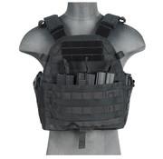 Lancer Tactical Plate Carrier (Black)