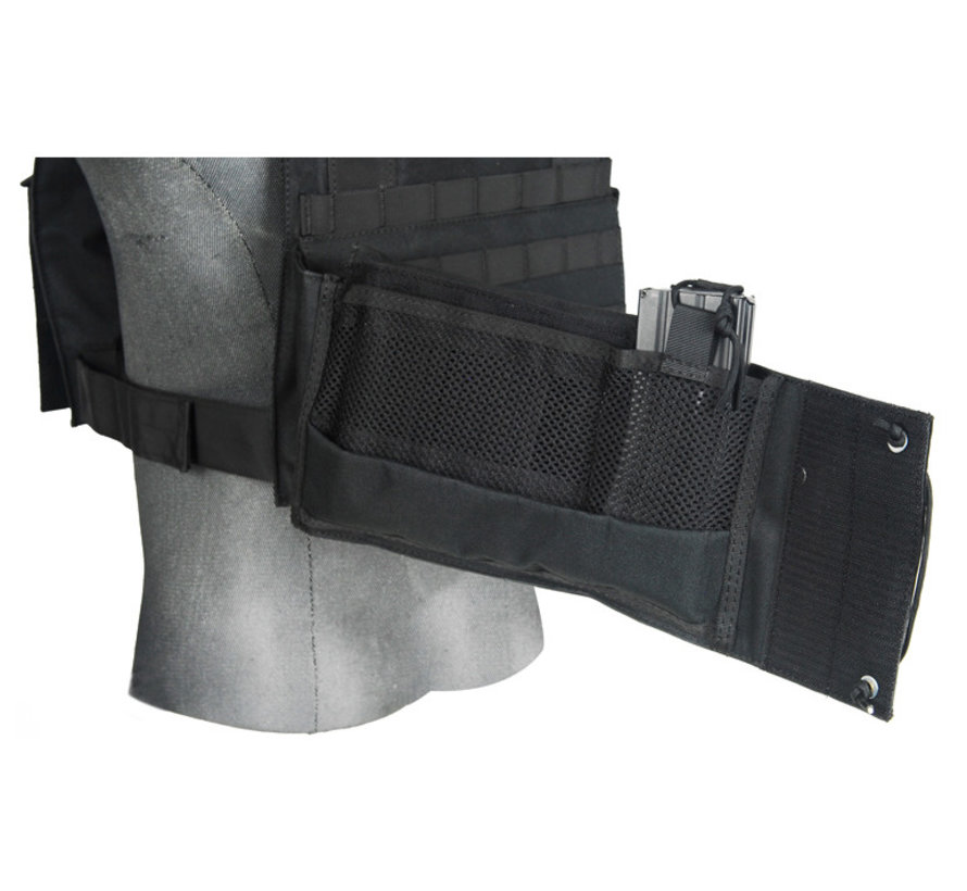 Plate Carrier (Black)