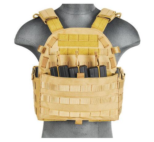 Lancer Tactical Plate Carrier (Tan)