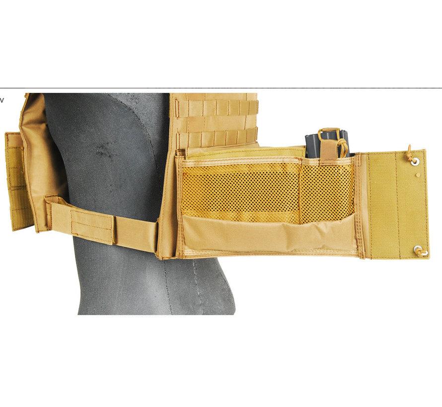 Plate Carrier (Tan)