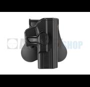 Amomax Paddle Holster for G19 / ICS BLE-XAE (Black)