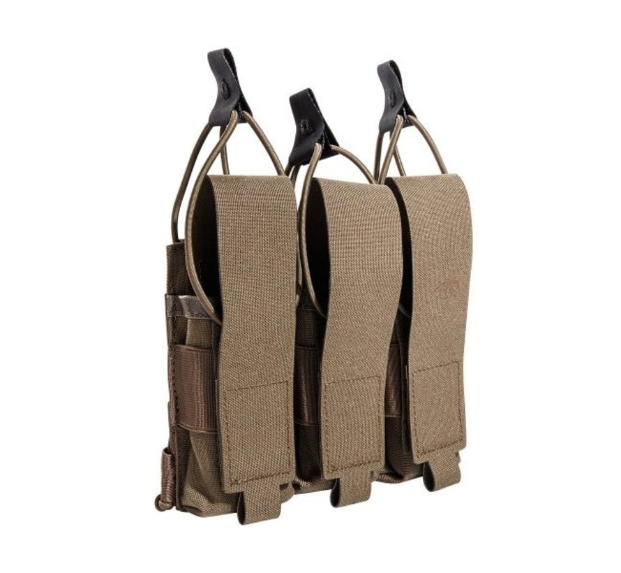 3 SGL Mag Pouch MP7 (Coyote Brown)