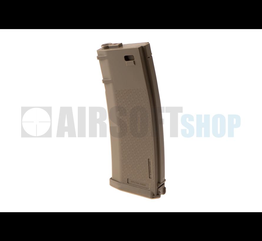M4/M16 Polymer S-Mag Midcap 120rds (Tan)
