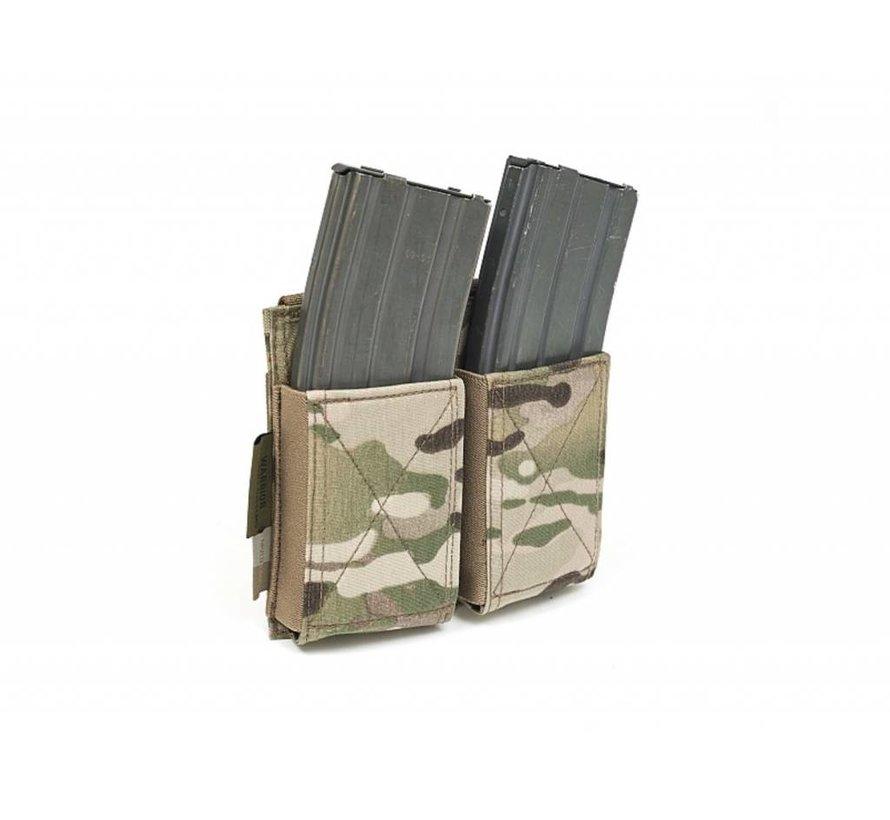 Double Elastic Mag Pouch (Multicam)