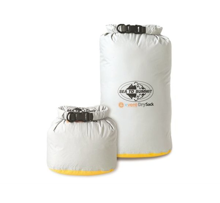 Evac Dry Sack 35L (Grey/Yellow)