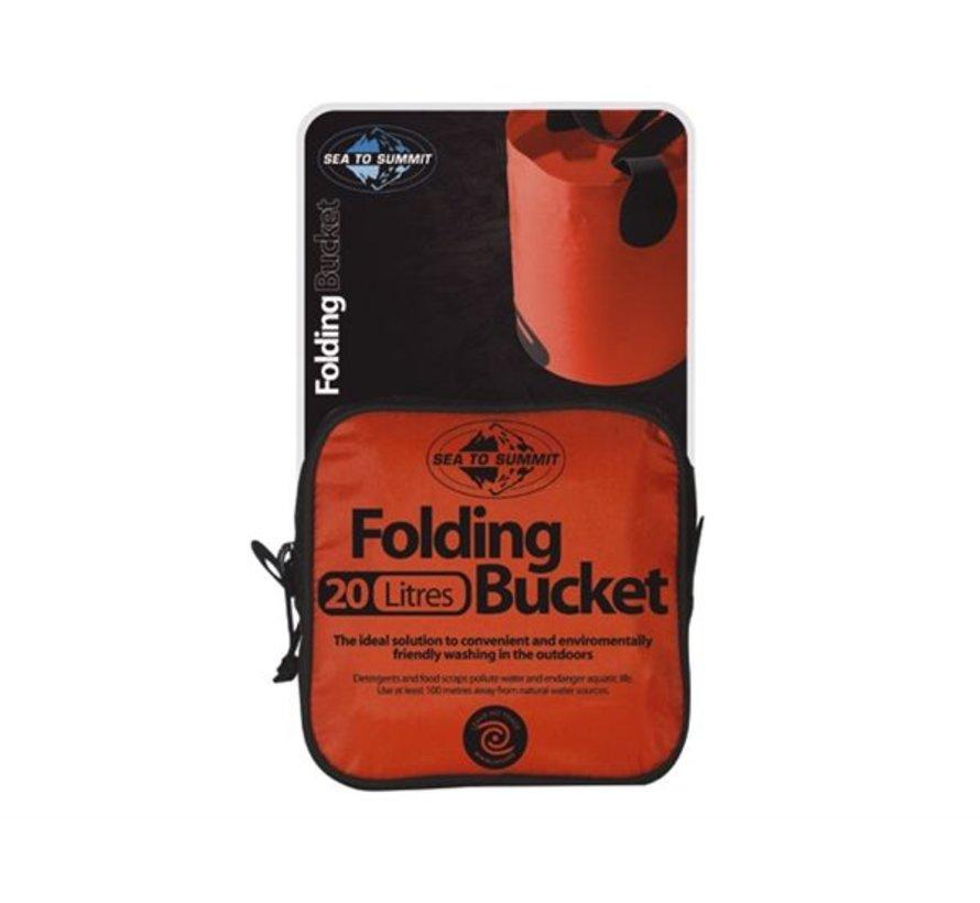 Folding Bucket 20L