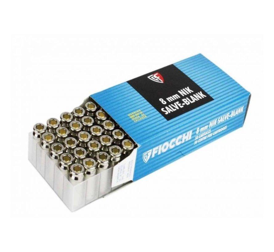 8mm Blank Patronen (50 stuks)