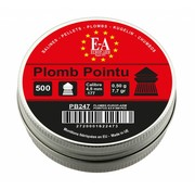 EuropArm 4.5mm Pellets 500pcs (Punt)