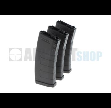 KWA M4 Highcap 3-Pack (400rds)