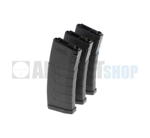 KWA M4 Highcap 3-Pack (400rds)