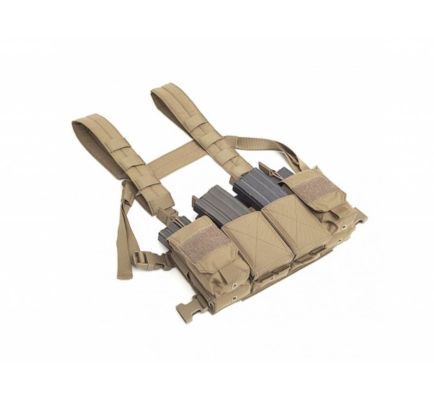Pathfinder Chest Rig (Coyote Tan)