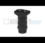 FMA Short Vertical Grip for Keymod (Black)