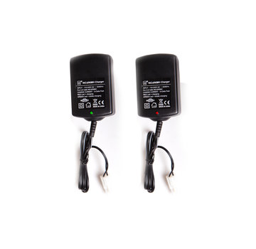 ASG NiMH/NiCD Auto-Stop Charger