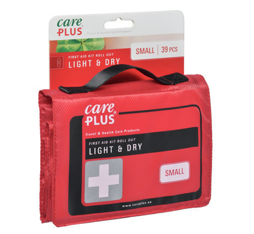 First Aid Kit Roll Out Small