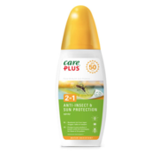 Care Plus Anti-Insect & Sun Protection Spray 150ml
