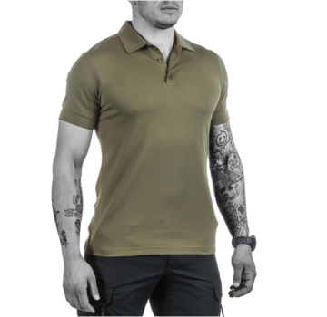 UF PRO Urban Polo Shirt (Chive Green)