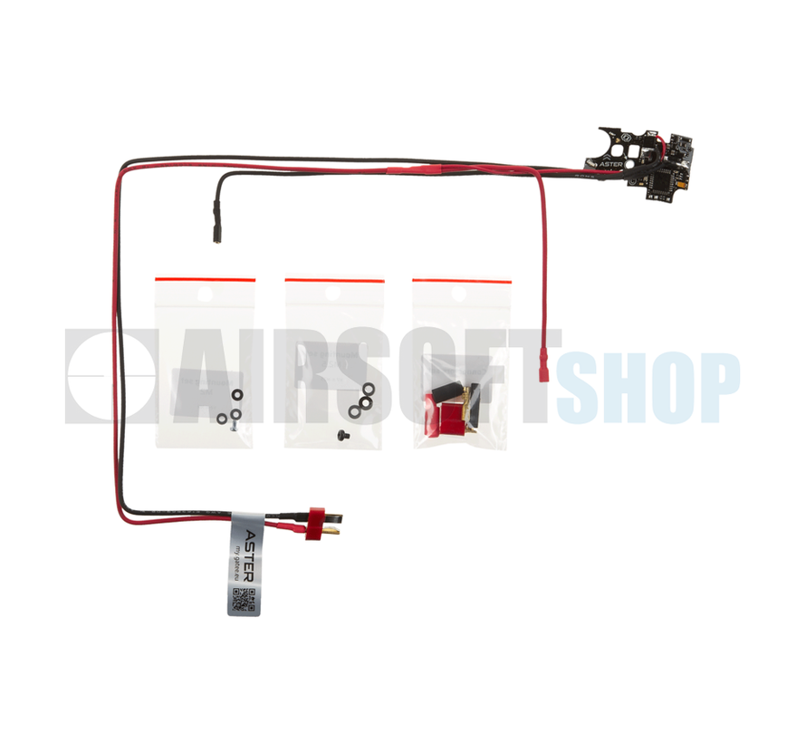 ASTER V2 Basic Module (Rear Wired)