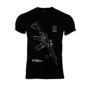 Specna Arms Your Way of Airsoft 01 T-Shirt (Black)