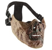 Sport Attitude Zombie Half Face Mask (Fake Blood)