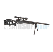 WELL SV-98 / MB4420D Sniper Rifle Set (Black)