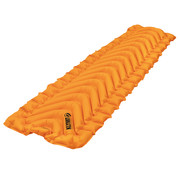 Klymit Insulated Static V Sleeping Mat  (Orange)