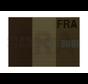 Dual IR Flag Patch FRA (France) (Desert)
