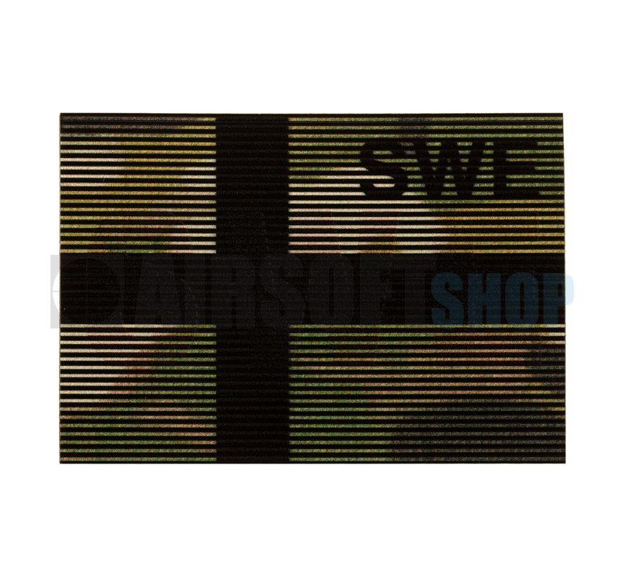 Dual IR Flag Patch SWE (Sweden) (Multicam)
